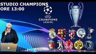 DIRETTA CHAMPIONS LEAGUE - 10/12/2019