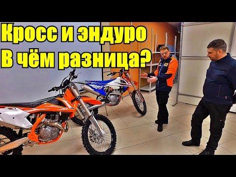 Мотоцикл для кросса