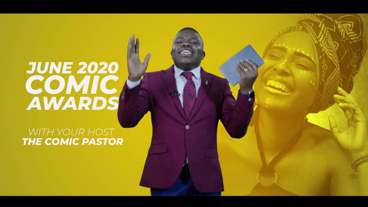 JUNE 2020 COMIC AWARDS