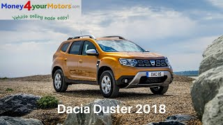 Dacia Duster 2018 road test and review
