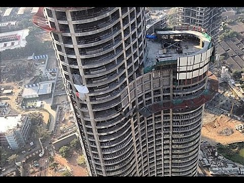 Lodha World One Tower- World's Next Tallest Residential Building- Mumbai's Latest Development