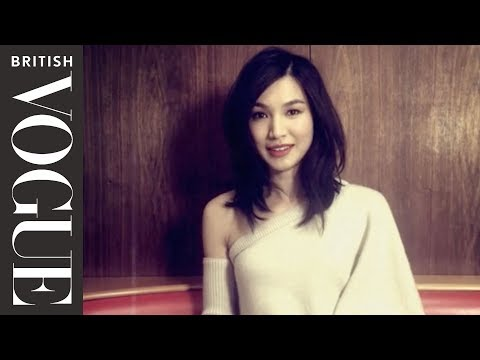 First Acts: Gemma Chan  British Vogue