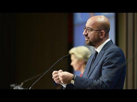 Саммит ЕС согласовал меры в отношении Беларуси и Турции…