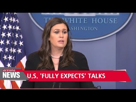 White House 'fully expects' talks with North Korea to go ahead... but no contact so far