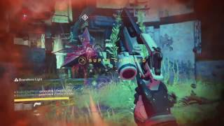 (Destiny) -Nightstalker quest pt.2- learning the way of the nightstalker