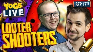 LEGENDARY MISCLICK! - Borderlands 3 w/ The Looter Shooters! - 17/09/19 #AD