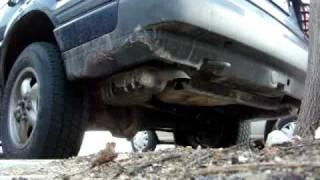 range rover p38 cold start problem