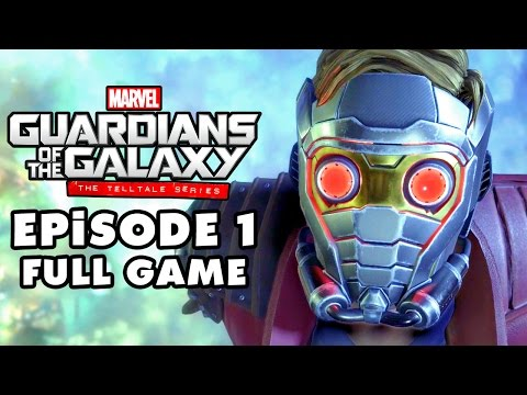 Guardians of the Galaxy: A Telltale Series - Episode 1: Tangled Up in Blue - Gameplay Walkthrough