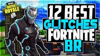Fortnite BR Glitches: 'NEW' 12 Best Glitchs in Battle Royale Season 4 - @EpicGames!