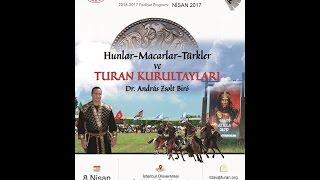 Hunlar Macarlar Türkler ve Turan Kurultayları