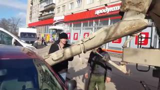 видео Как залить Бетонные дороги 1)