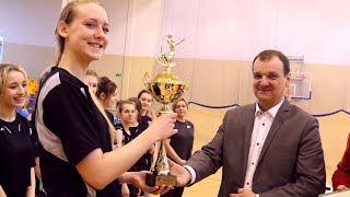 Mistrzostwa Ostro³êki Kobiet w Koszykówce I LO - II LO