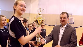 Mistrzostwa Ostrołęki Kobiet w Koszykówce I LO - II LO