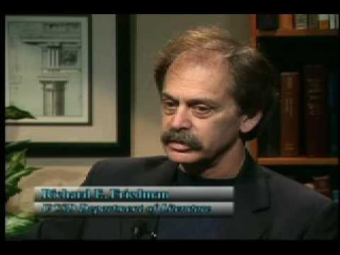 Dig This: Richard Elliott Friedman