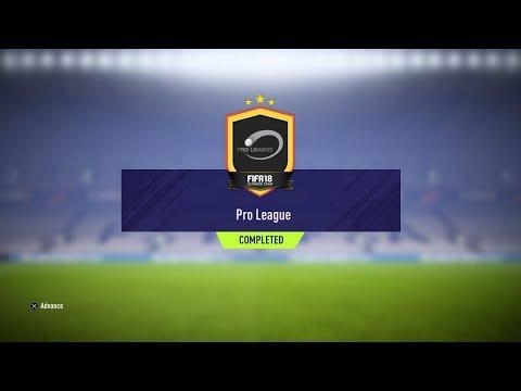 FIFA 19 SBC: Pro League Challenge