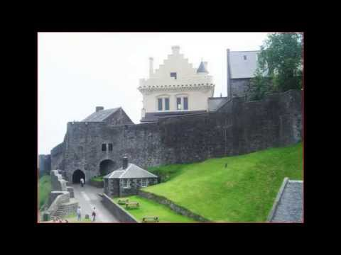 Stirling Castle in UK - Schotland Stirling Castle