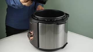 Arçelik MC 6056 I çok amaçlı pişirici ürünün özellikleri ve fiyatı (Gurme şef Tanıtım ve inceleme)