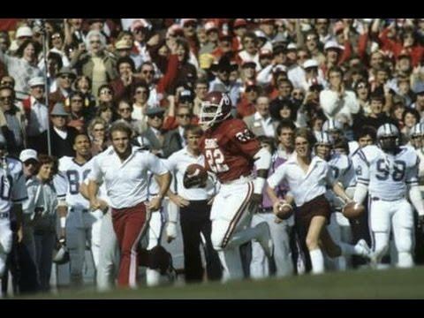 Classic Tailback - Marcus Dupree Oklahoma Highlights
