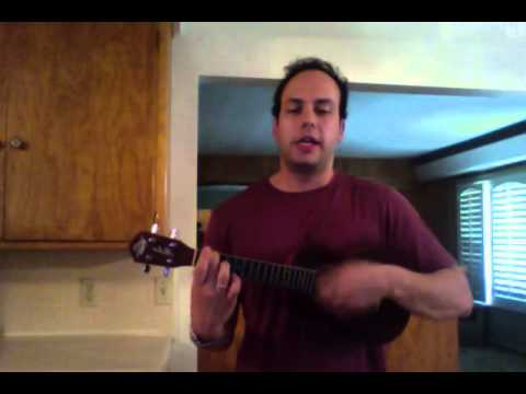 Genesis Follow You Follow Me On The Ukulele Youtube