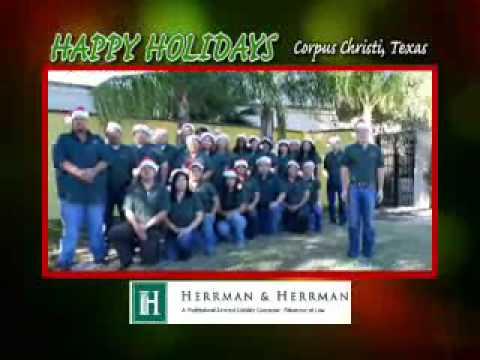Merry Christmas from Herrman & Herrman, P.L.L.C.