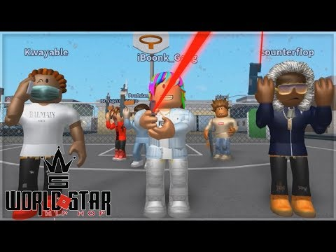 "6IX9INE Feat. Fetty Wap & A Boogie ""KEKE"" (RWSHH Exclusive - Official ROBLOX Music Video)"