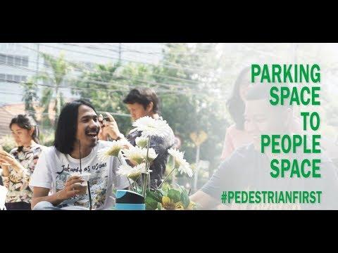 Park(ing) Day Jakarta 2017