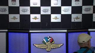 Jeff Gordon Press Conference From Indianapolis Motor Speedway