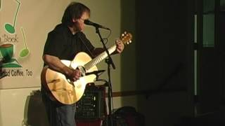 Bugge Steppe snappy fingerstyle song written by Jim Gallant