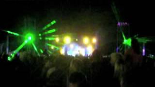 David Guetta au Chakanight de Narbonne-plage le dimanche 2 août 2009