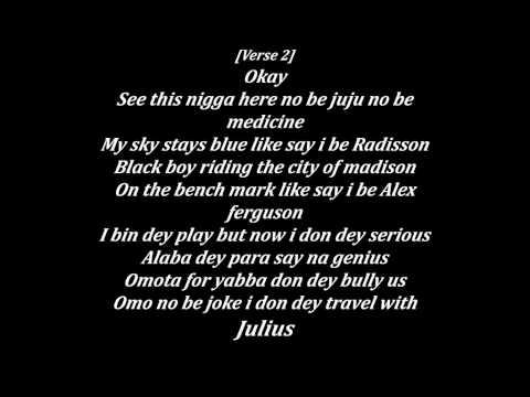 Ice Prince - My life [Lyrics]