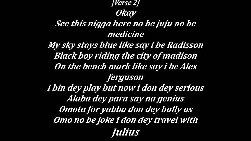 Ice Prince - My life [Lyrics] - YouTube