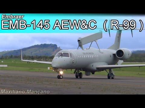 Embraer EMB-145 AEW&C ( R-99 ) - CTA 2015