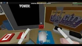 ROBLOX | Job simulator #1
