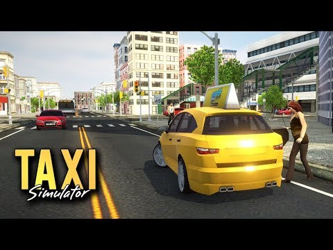 Taxi Simulator 2018 - Official Trailer