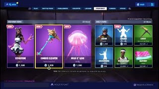 *NEW* Starfish & Axiom Skins out NOW! (Fortnite Battle Royale)