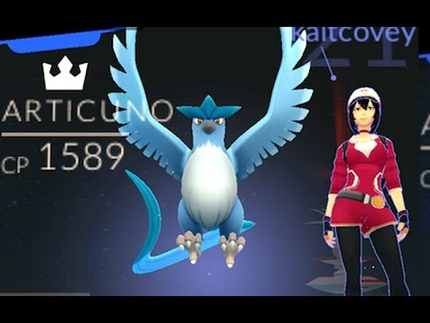 Image result for Articuno pokemon go youtube