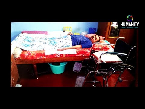 Humanity Project - 34 | Story of a Man whose Spinal Cord is Damaged | Roshan Belman