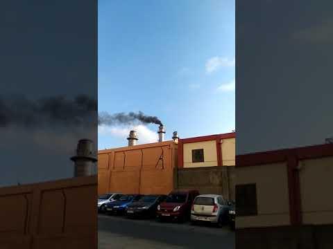 Caballas denuncia las emisiones de la Central de Endesa en Ceuta