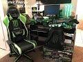Monster Energy Gaming Chair DXRacer