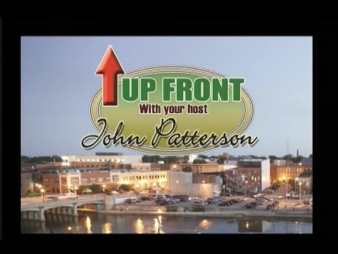 Up Front with John Patterson April 2017