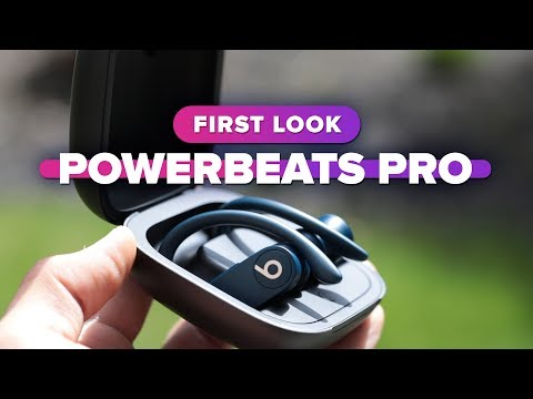 Powerbeats Pro sound better than Apple's AirPods