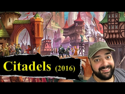 Citadels (2016 Edition) Review - with Zee Garcia