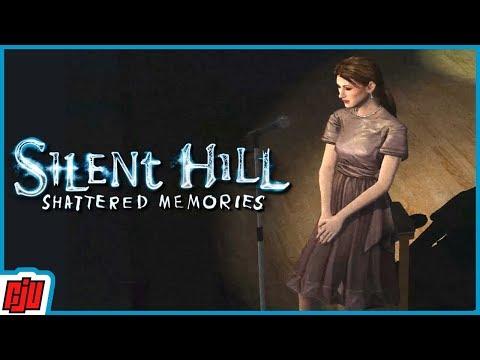 Silent Hill Shattered Memories Part 3 | Wii Horror Game | Walkthrough Gameplay