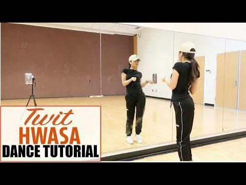 Hwa Sa(화사) _ TWIT(멍청이) _ Lisa Rhee Dance Tutorial