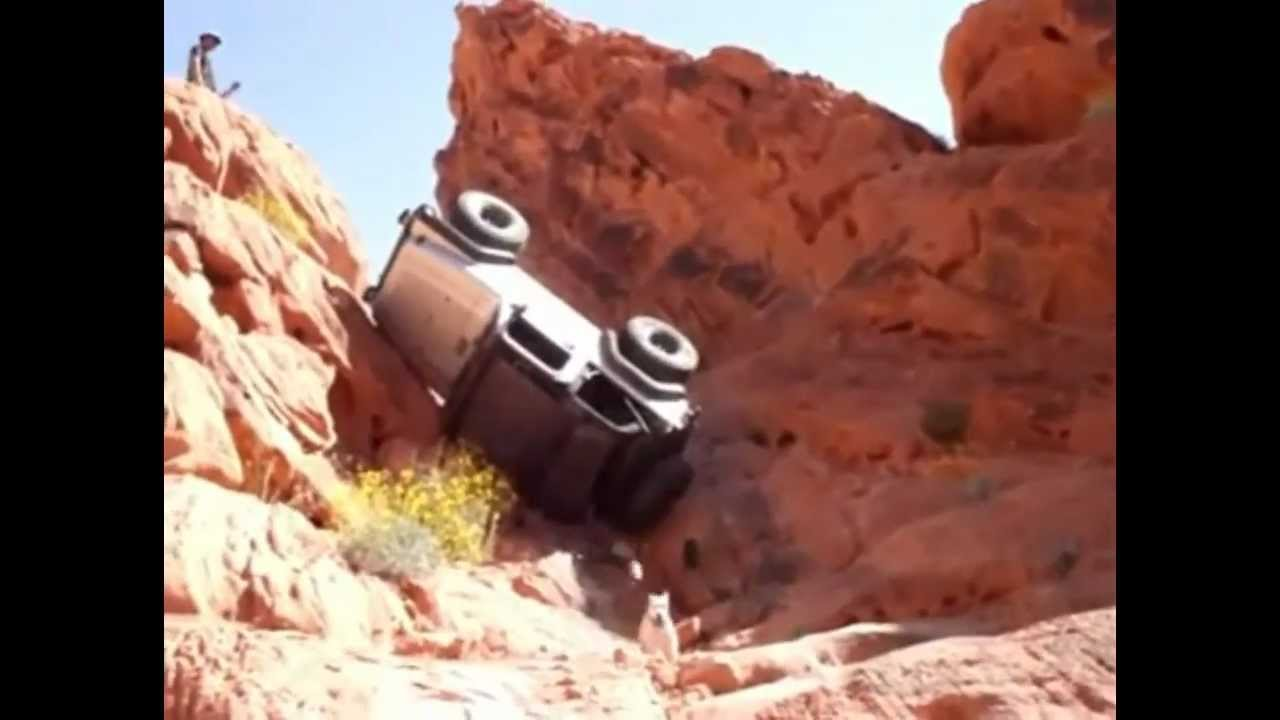 Off Road Tires >> Epic Jeep Wrangler Rollovers - Amazing Fails Must See ...
