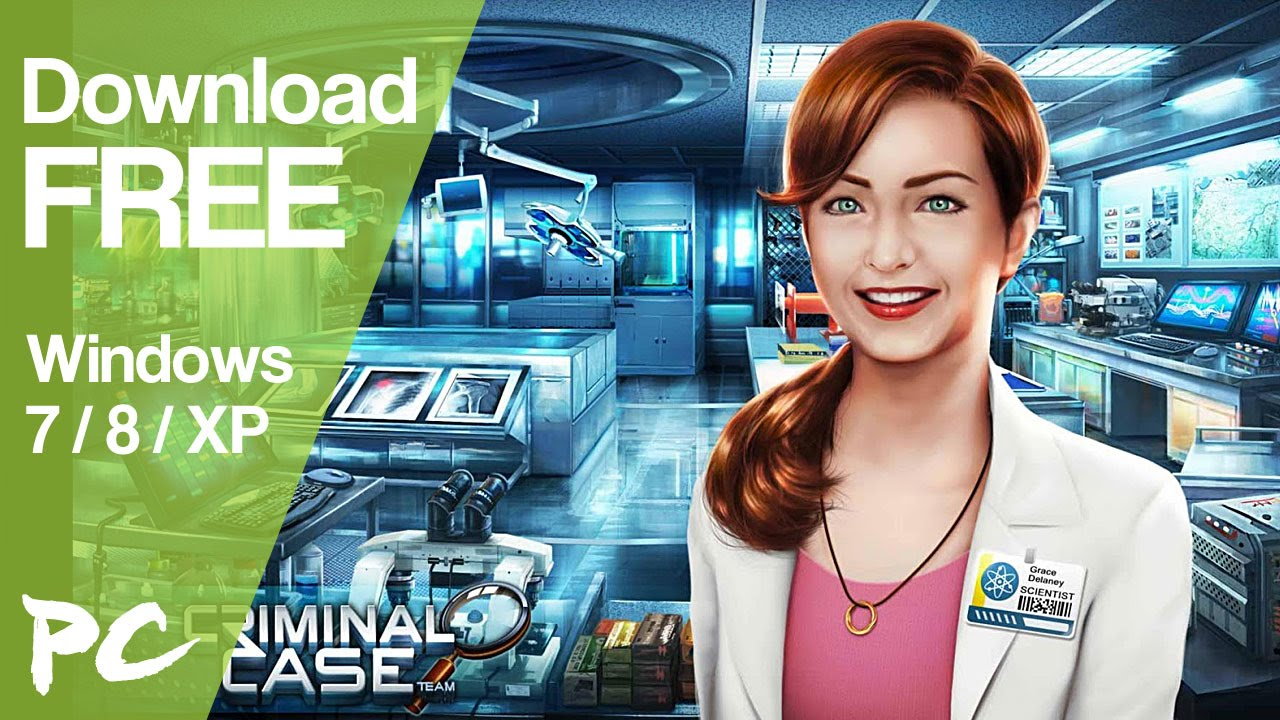 Download criminal case games for pc.