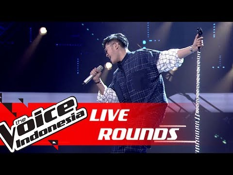 Kevin - Jealous (Nick Jonas) | Live Rounds | The Voice Indonesia GTV 2019