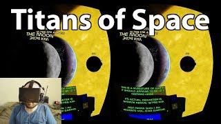 Oculus Rift DK1 - Titans of Space - full tour (1080p)