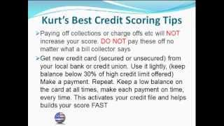Insider Secrets Revealed : How To Build Your Credit Score Fast