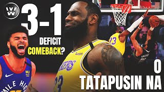 Hindi Clippers ang Lakers! | Tapusin na kaya nina LeBron at Davis ang Serye? | Nuggets vs Lakers